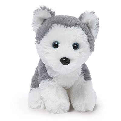 Gund Teacup Puppies Husker Huskie Stuffed Animal Plush