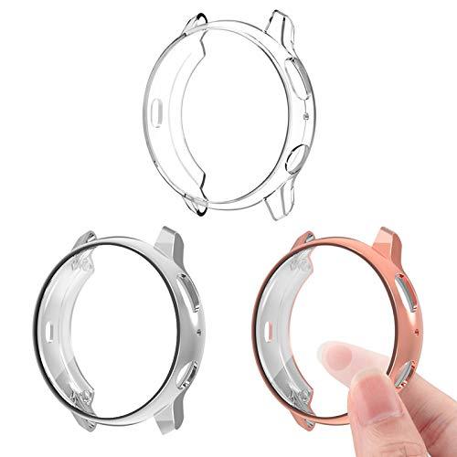 3 Protectores Pantalla P/samsung Galaxy Watch Active2 44mm