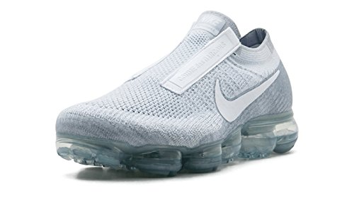 Flyknknit Wlf EUR Pure Platinum Nike Des 42 Wht Garcons Air VaporMax Gry Comme CDG qvRaxg