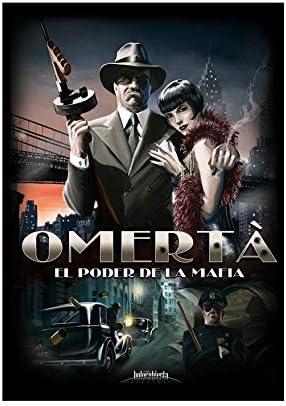 Holocubierta Omerta: el Juego de rol edición de Bolsillo-español, Color (HOLOM06): Amazon.es: Juguetes y juegos