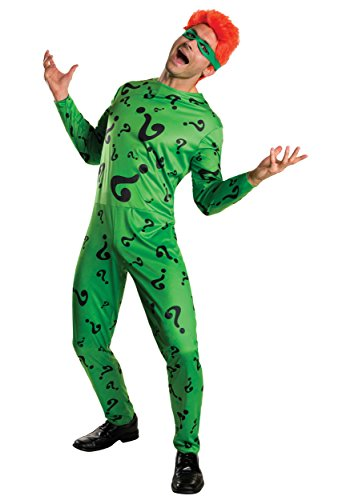 Men's The Riddler Costume (Halloween Costumes The Riddler)