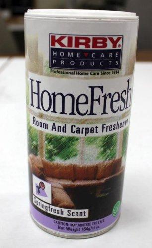 Kirby Carpet Freshener Spring Fresh