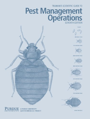 Truman's Scientific Guide to Pest Management Operations 7th Edition (Truman's Scientific Guide to Pe by PH.D Gary W. Bennett (2010) Hardcover by Questex Media Group LLC & Purd