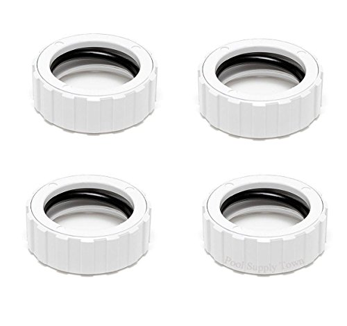 Part Nut Replacement (ATIE PoolSupplyTown Pool Cleaner Feed Hose Nut Fits Polaris 360 Pool Cleaner Feed Hose Nut 9-100-3109 (4 Pack))