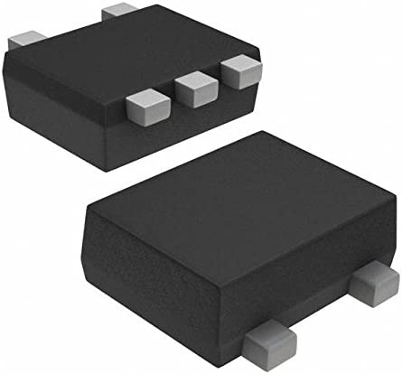 Pack of 100 TVS DIODE 3.3V 11V SOT665 PESD3V3V4UW,115