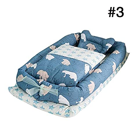 Amazon.com : Cot Crib Cribs Toddler Bed Sleeping Cribs ...