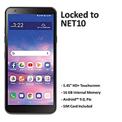 Image of the product Net10 LG Journey 4G LTE that is listed on the catalogue brand of Net10.