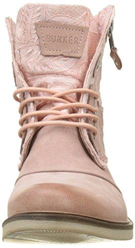 Bunker Zipy, Stivali Donna Rosa (Pink)