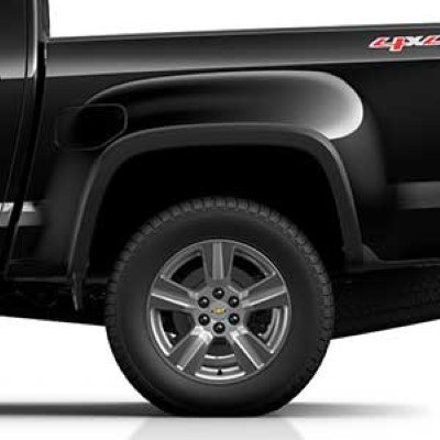 Colorado Fender (Genuine Gm Colorado Canyon Fender Flares Exterior Styling Kit)