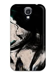 Hot 3328688K42809428 Case Cover, Fashionable Galaxy S4 Case - Abstract Fractalius
