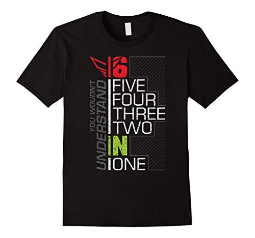 Sportbike T Shirt - 3