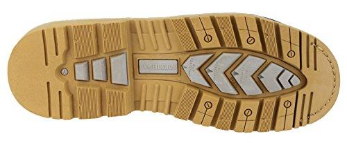 Amblers Steel , Chaussures de sécurité pour homme - Beige - Miel, 42.5