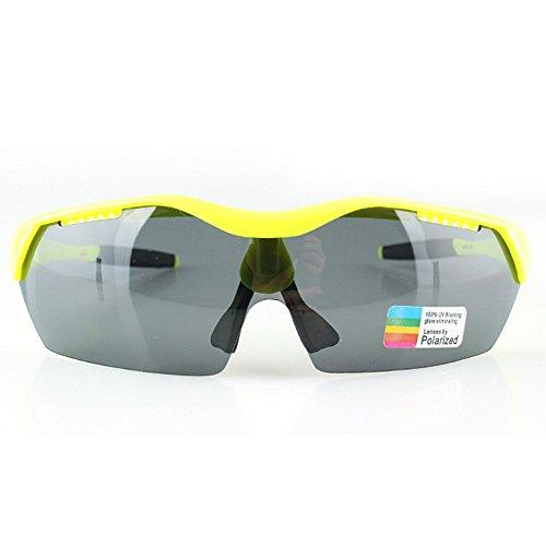 De De Gafas De Sol De Visión Gafas Nocturna Sol Gafas Gafas Pesca Fluorescentes de Verdes KTYX Conducción Sol FZTUO4PZ