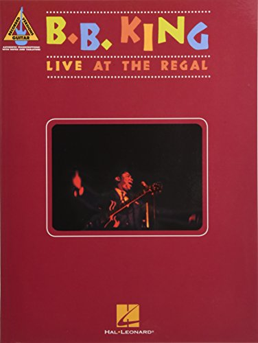 B.B. King - Live At The Regal (Guitar Recorded Versions) ()