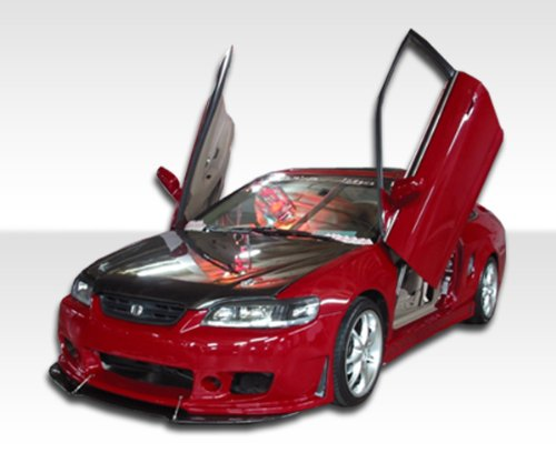 2dr B2 Body Kit (1998-2002 Honda Accord 2DR Duraflex B-2 Kit-Includes B-2 Front Bumper (101954), B-2 Rear Bumper (101955), and B-2 Sideskirts (101956). - Duraflex Body Kits)