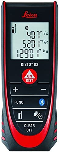 Best Leica Laser Measure: Leica DISTO D2 New Review