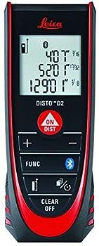 Leica DISTO D2 Laser Distance Measure Tool