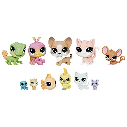 Littlest Pet Shop House Pets -