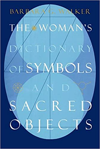 Book — The Woman's Dictionary of Symbols and Sacred Objects