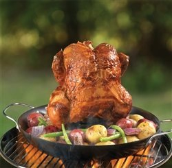 Non-stick Deluxe Chicken Roaster