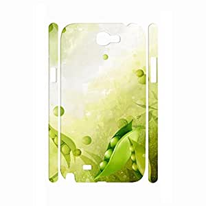 Customized Delicious fruit series Hard Durable Plastic Case Cover for Samsung Galaxy Note 2 N7100 Case