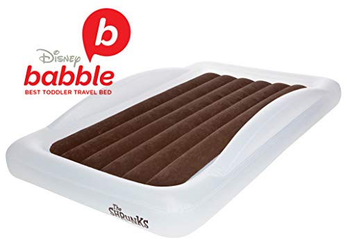 Best Portable Toddler Bed By The Shrunks *