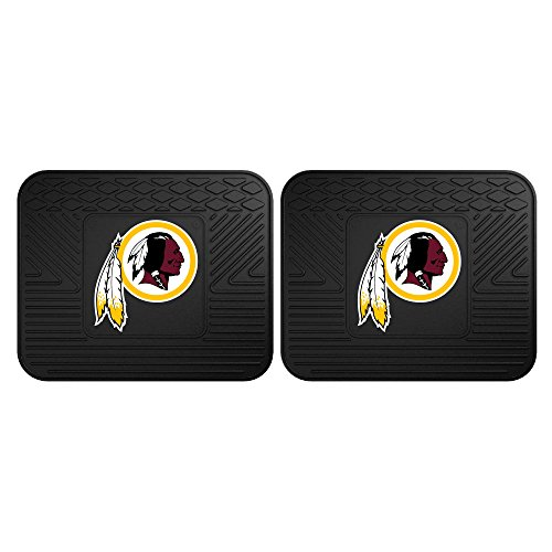 FANMATS 12308 NFL - Washington Redskins Utility Mat - 2 Piece ()