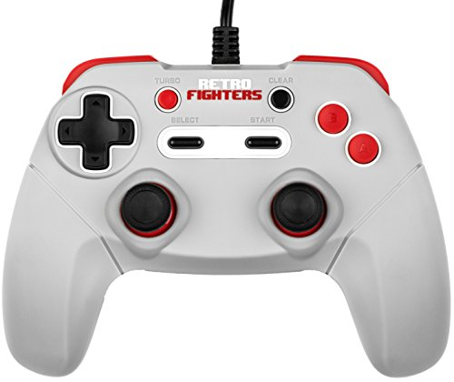 Retro Fighters Next Gen NES Controller NES/PC/Mac Compatible by Retro Fighters