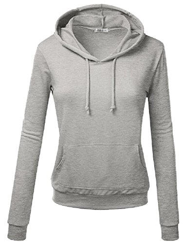 Solid Colored Hoodie - 9