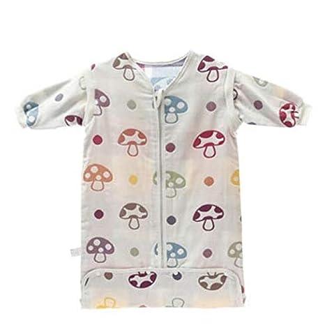 Saco de dormir, diseño de seta para recién nacido, saco de dormir para bebés de 0 a 24 meses: Amazon.es: Hogar