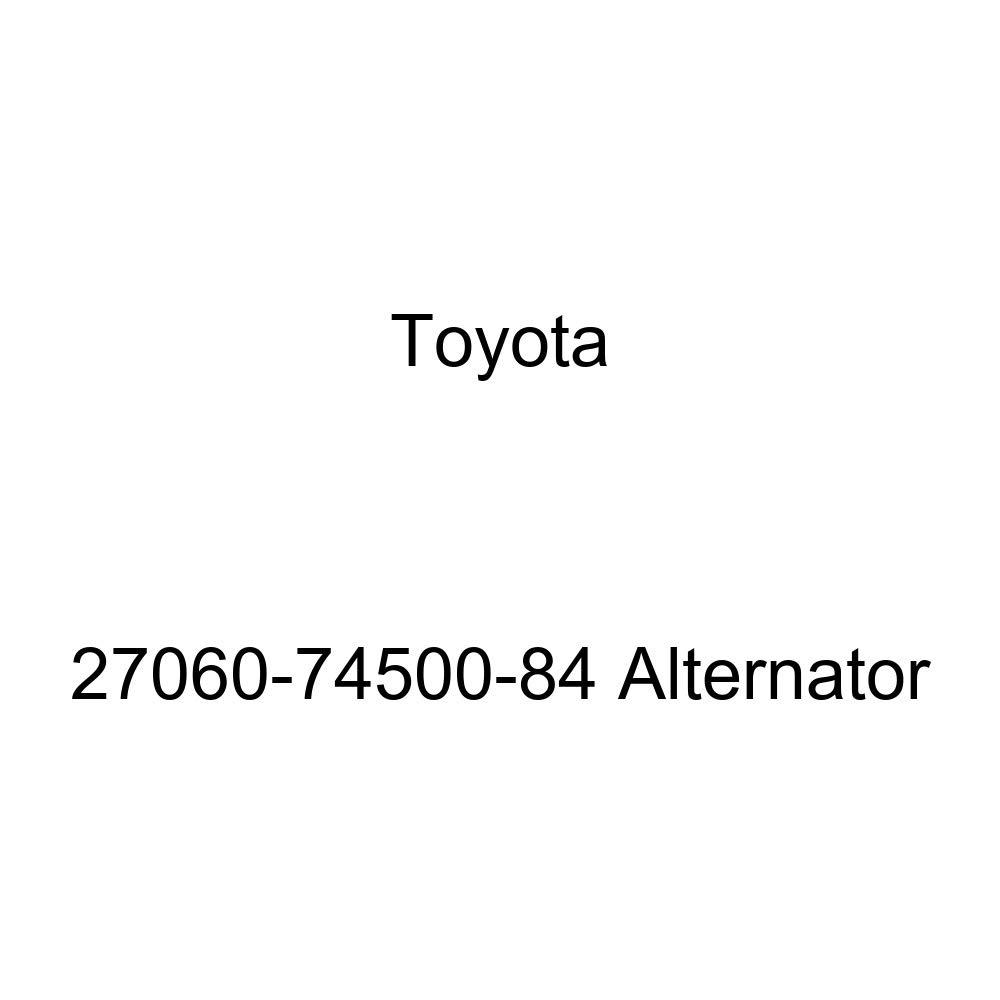 Toyota 27060-74500-84 Alternator