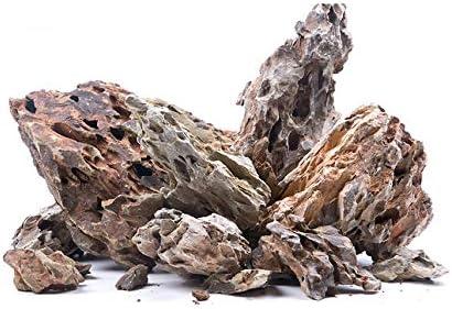 RETNE Piedra de dragón Retro para decoración de Acuario o terrario