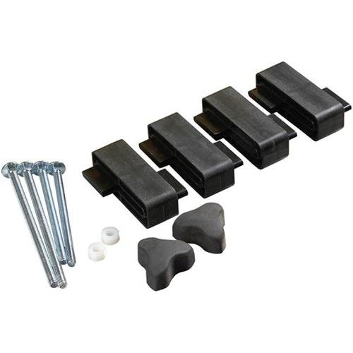 Magswitch Risers for Vertical Attachment, Black Magswitch Technology Inc. 8110155