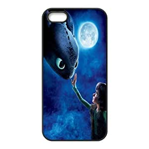 Customize Movie How to Train Your Dragon Back Case for iphone 5,5S JN5S-1567 by ruishername