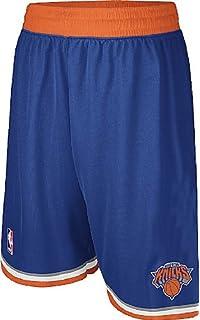 04d2b1e30 adidas New York Knicks New Youth Royal Replica Basketball Shorts (L 14-16