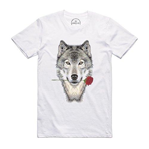 Hobo T Wolf amp; Shirt Rose Jack Dope Stay ZUFgAA