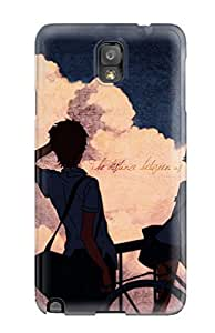 Excellent Design The Girl Who Leapt Through Time Phone Case For Galaxy Note 3 Premium Tpu Case