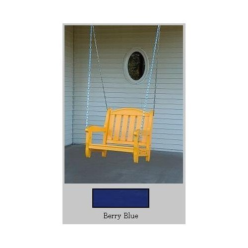 Cheap Prairie Leisure Garden Chair Swing