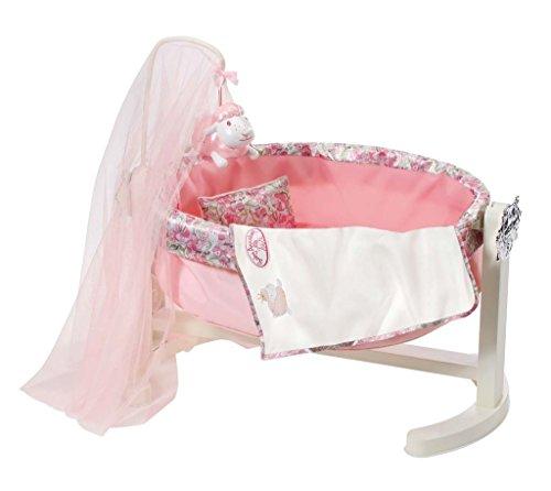 Zapf Creation 792865 - Baby Annabell Wiege mit Nachtlicht
