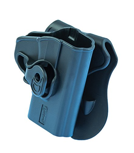 (Caldwell Tac Ops S&W M&P Shield Molded Retention Holster, Black)