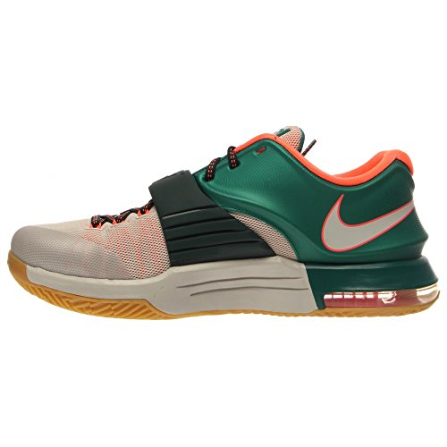 nike KD VII scarpe ginnastica pallacanestro 653996 scarpe da tennis kevin durant Verde - verde