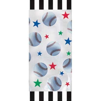 (Baseball Party Goody Bags - Baseball Party Favors Bag - 20 Count)