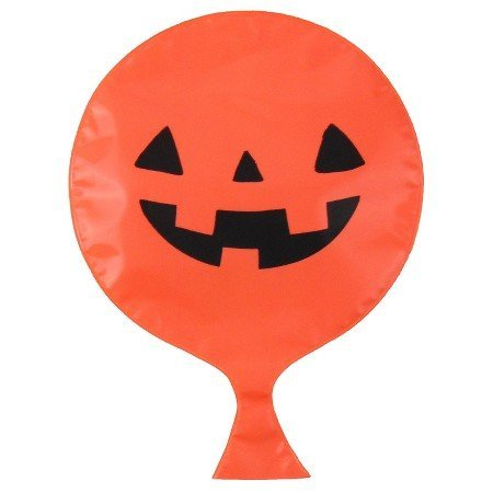 Spritz Halloween Jackolantern Pumpkin Plastic Whoopee Cushions - 8ct, Party Favors