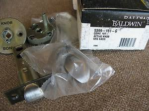Baldwin door hardware parts