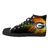 LeonBin Georgia Bulldogs Unisex Kids Canvas Shoes High-top Sneakers