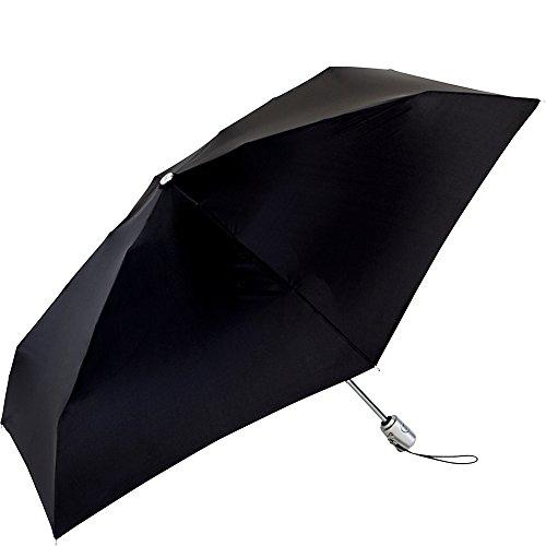 ShedRain Super Mini Automatic Open & Close Compact Umbrella- Solid