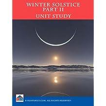 Winter Solstice, Part 2 Unit Study
