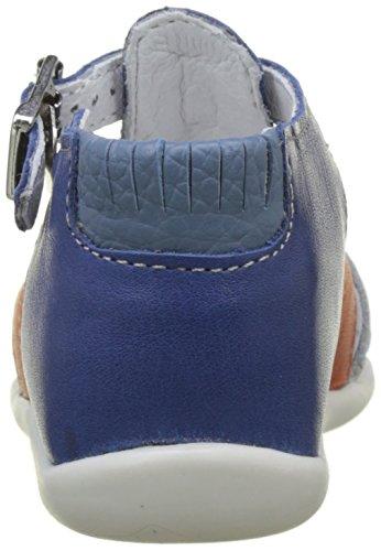 babybotte Baby Jungen Goelete Sandalen Bleu (Cobalt)