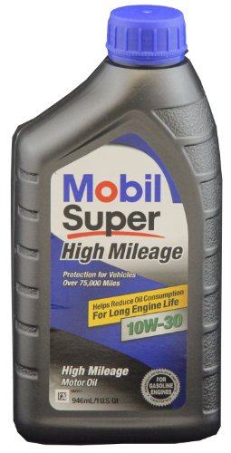 MOBIL 112901 MOBIL SUPER HI MILE (Mobil 1 Synthetic 10w30)