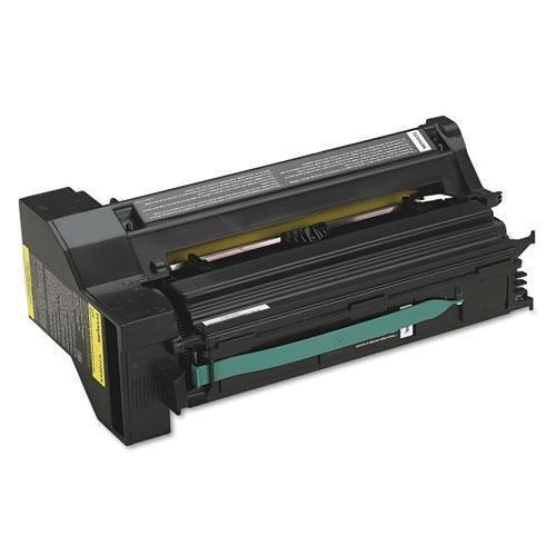 LEXC7720YX - Lexmark Yellow Extra High Yield Return Program Toner Cartridge (High Extra X772e Yield)